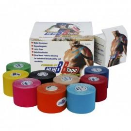 Pack ahorro vendaje neuromuscular kinesiotape BB Tape 5CM X 5 MTS.