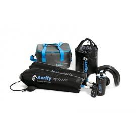 AERIFY CRYOBOOTS CRYO-COMPRESSION SYSTEM sistema combinado de compresión y frío