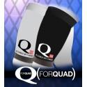 Compressport FORQUAD - Compresión selectiva cuádriceps- Color Blanco o Negro