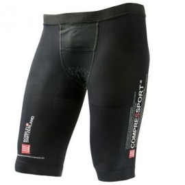 Compressport Pro Racing Triathlon Short color negro