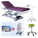 Gabinetes de Fisioterapia